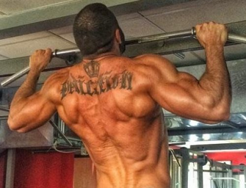 How To Achieve A V-Taper Upper Body