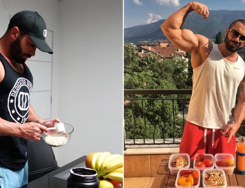 Lean Bulking: How To Gain Muscle Mass & Keep Body Fat Low
